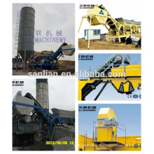 Fábrica de Mistura de Solo Estabilizada MWCB500 venda quente na China