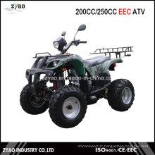 200 cc / 250cc EEC Bull VTT avec marche arrière