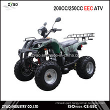 200cc/250cc EEC Bull ATV with Reverse Gear