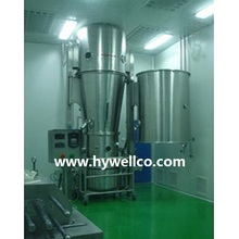 Good Quality for Granulating Coater Machine Stainless Steel Granules Coating Machine supply to Indonesia Importers