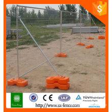 Alibaba China ISO9001 flexibler geschweißter abnehmbarer temporärer Zaun zum Verkauf !!!