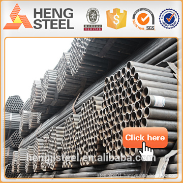 Tianjin black M S Pipe steel