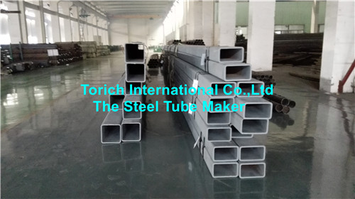 Rectangle Steel Tubes