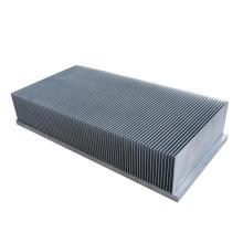 Aleta de aluminio de metal corrugado para intercambiador de calor
