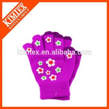 Winter Cute Smart Gloves