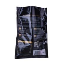 resealable pa pe vacuum nylon food pack bag