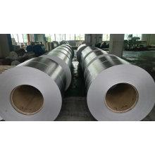 Bobine en aluminium gaufré