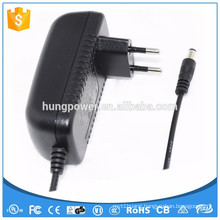 Doe 6 level vi Class 2 UL listed CE GS SAA FCC AC DC ADAPTER Power Supply 17W 17V 1A YHY-17001000 17 volt dc power supply