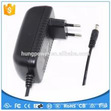 Уровень 6 110vac до 12vdc преобразователь переменного тока адаптер питания питания 2A