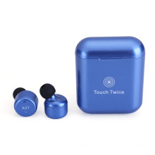 Good Quality for In-Ear Wireless Earbuds X3T Touch Control Wireless Bluetooth Stereo Earbuds supply to Netherlands Wholesale
