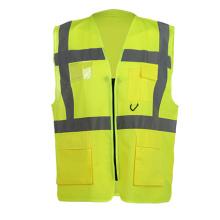 2016 New Fashion High Visibility Safety Vest