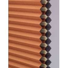 Single and double honeycomb blinds