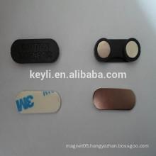 Magnet Name Badge Holder