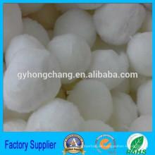 Gute Elastizität Polyester Faser Ball für die Abwasserbehandlung