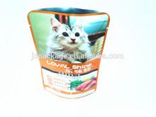 Customized 100g Cat Food Bags/cat Food Packaging bag/cat food bag manufacturing