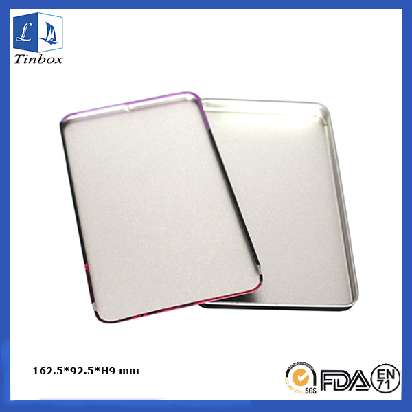 Tempered Film Metal Tins Design