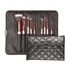 Private Label High Quality 9PCS Makeup Brush with Synthetic Hair