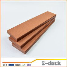 Non-slip enviromental friendly wood plastic composite cheap skywalker board