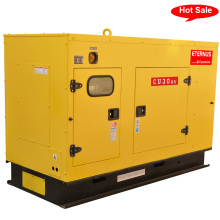 Generador diesel del tipo silencioso del uso casero (BU30KS)