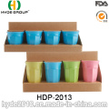 400ml Good Quality BPA Free Bamboo Fiber Cup (HDP-2013)