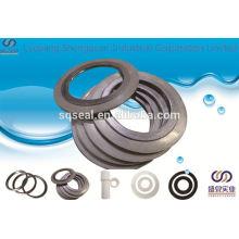 Espiral de acero al carbono herida juntas
