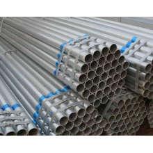 Tuyau d'acier rond galvanisé à chaud ASTM A36