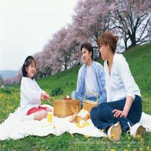 Película termosellable de alta transparencia para picnic familiar