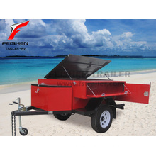 2014 Roof tent camper trailer OF2 car trailer