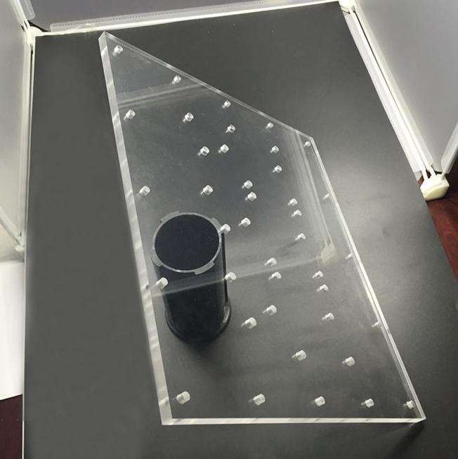 machining acrylic sheet