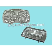 Grille-pain en aluminium moulé sous pression d'OEM