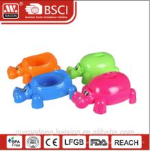 2015 году новый дизайн слон стиле популярных пластиковый горшок Baby