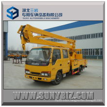 13m Isuzu High-Altitude Working Truck