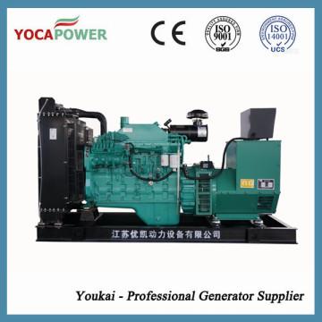 160kw / 200kVA Generador Diesel Cummins 4-Stroke Engine