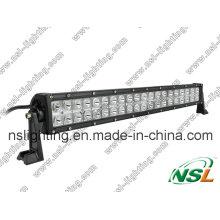 Barre lumineuse de la vente LED de l'usine 21 pouces, au large de la barre lumineuse automatique de la barre LED de la route 12V LED