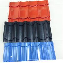 Telha de passo de cobertura QJ Color Steel