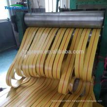 China 28oz Cut Edge Flat Transmission Belts