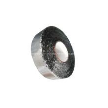 Fita de folha de alumínio para cobertura autoadesiva Polyken