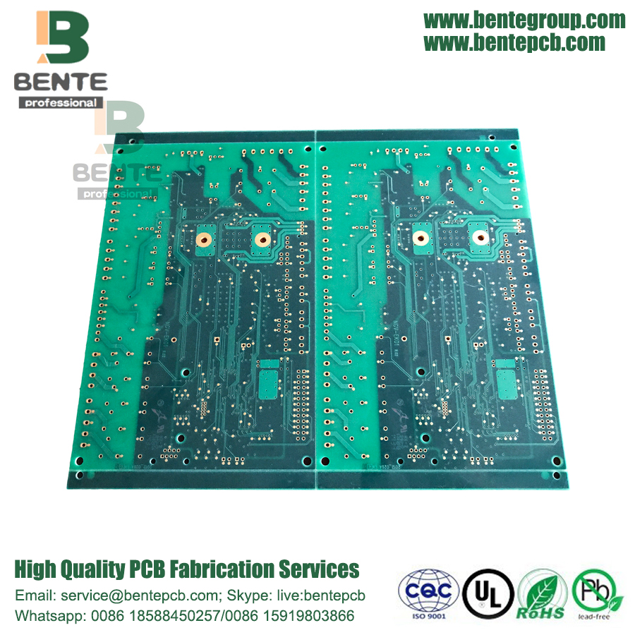 FR4 Tg170 PCB ENIG 6 Layers PCB Multilayer PCB