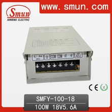 100W 18VDC 5.6A Rainproof Switching Power Supply with CE RoHS