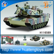 Hot sale 1:24 RC Fighting Tank with Infrared H116589