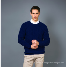 Men's Fashion Cashmere Blend Sweater 17brpv129