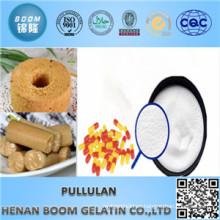 Ingredientes de revestimiento de alta calidad Polvo de Pullulan