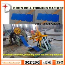 Dx Metal Cap Sheet Punching & Cutting Machine