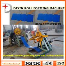 Dx Metal Cap Blatt Stanz- und Schneidemaschine