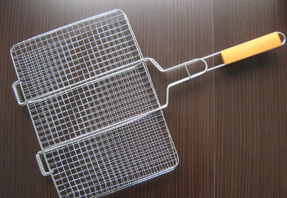 Pre-frisado churrasco Grill Netting