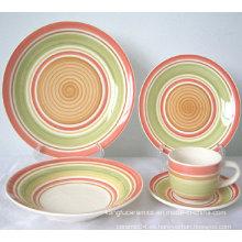 Carrefour Grace diseña vajillas de cerámica baratas