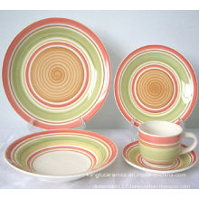 Carrefour Grace Designs Cheap Ceramic Dinnerware