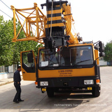 Qly80 Truck Mounted Crane