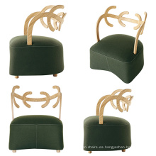 Silla de sofá de asiento individual