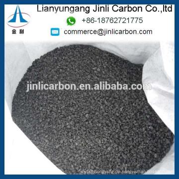 0.5-5mm Graphitgranulat Graphitpulver Graphit-Kohlenstoff-Additiv Recarburizer